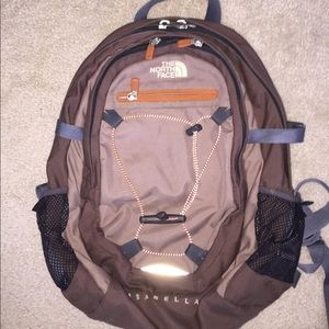 North Face school backpack